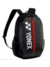 Yonex Backpack 42012 Black/Yellow