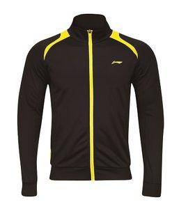Li-Ning Jacket Men AWDK263-2 Black/Yellow