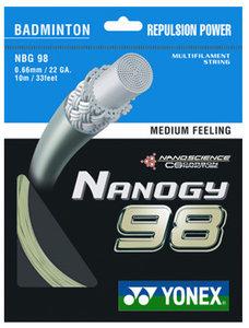 Yonex Nanogy 98 Set 10 m