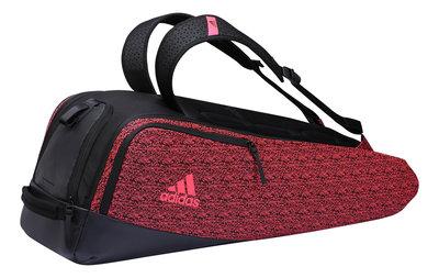 Adidas Bag 360 B7 6 Racket Black/Red