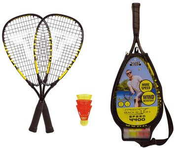 Talbot Torro Speedbadminton Set Speed 4400 Black/Yellow