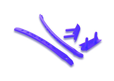 Yonex E-Tune Tubing Set AC-ET1EX Purple