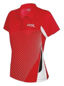 RSL Polo Lady 141010 Red
