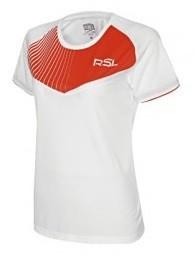 RSL T-Shirt Lady 141014 White/Orange