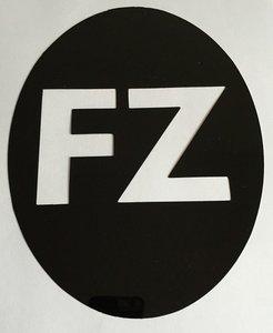 FZ Forza Bespanlogo Badminton