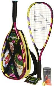 Speedminton Junior Set S-JR Yellow/Pink