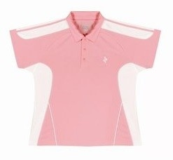 RSL Polo Lady 111007 Pink