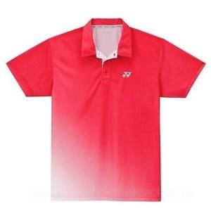 Yonex Polo Men 1123 Red/White