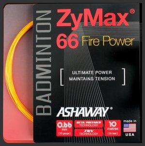 Ashaway Zymax 66 Fire Power Set 10 m