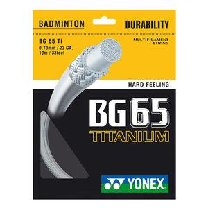 Yonex BG-65 Ti Set 10 m