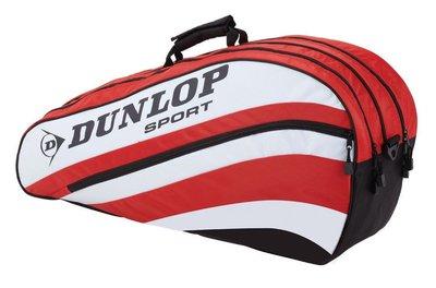 Dunlop Bag Dtac Club Red 2-vaks