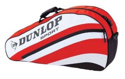 Dunlop Bag Dtac Club Red 1-vaks