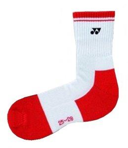 Yonex Socks 571 White/Red