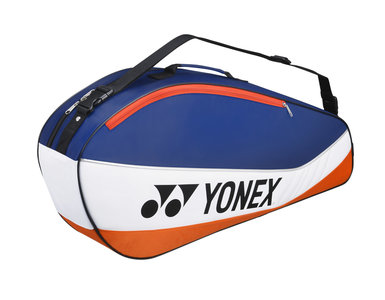 d30586e7f27 Yonex Bag 5523 Blue/Orange badminton tas kopen? - BadmintonGear.nl ...