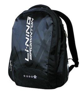 Li-Ning Backpack ABSF148-1 Black