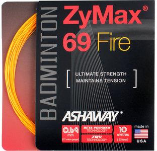 Ashaway Zymax 69 Fire Set 10 m