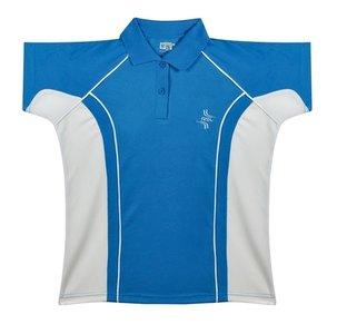 RSL Polo Lady 101005 Blue/White