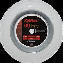 Ashaway Zymax 69 Fire White Coil 200 m