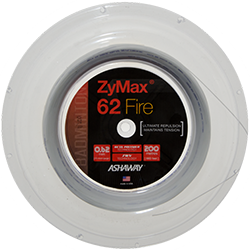 Ashaway Zymax 62 Fire White Coil 200 m