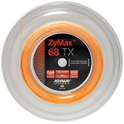 Ashaway Zymax 68 TX Orange Coil 200 m