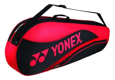 69d050a1f4a Yonex Bag 4833 Black/Red badminton tas kopen? - BadmintonGear.nl ...