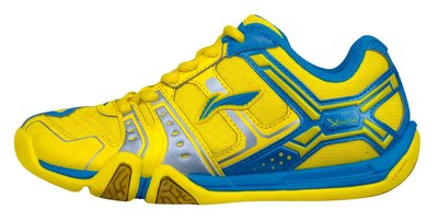 Li-Ning Family Junior Yellow/Blue (AYTJ068-2)