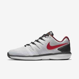 huge selection of c5330 87578 Nike Air Zoom Prestige HC Black/White tennnis schoenen kopen ...