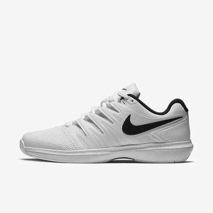 online store e70e3 85ea3 Nike Air Zoom Prestige HC White/Black tennnis schoenen kopen ...