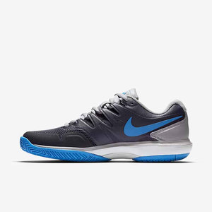 online store d010f fb392 Nike Air Zoom Prestige HC Grey/Platinum tennnis schoenen kopen ...