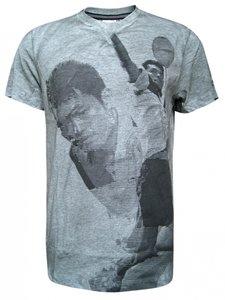 Li-Ning T-Shirt Men Grey (AHSG023-3)