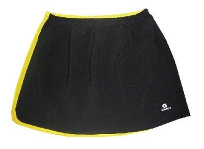 Apacs Skirt Lady 109 Black/Yellow