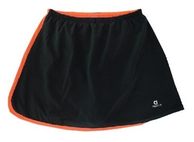 Apacs Skirt Lady 109 Black/Orange