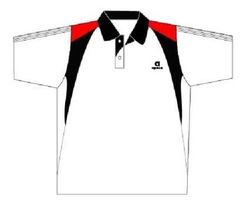 Apacs Polo Men 2321 White