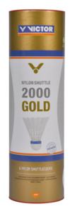 Victor Nylon 2000 White Slow