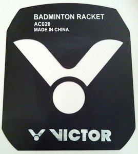 Victor Bespanlogo Badminton