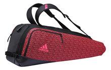 Adidas Bag 360 B7 9 Racket Black/Red