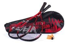 Victor Vicfun Speed Badminton Set 2500 Black/Red