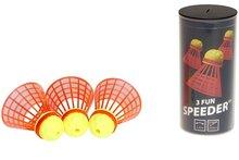 Speedminton Speeder Tube FUN 3-pack