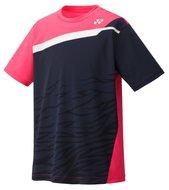 Yonex-T-Shirt-12102-Navy-Pink