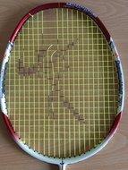 Bespanning in je badmintonracket