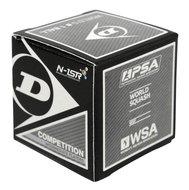 Dunlop-Competition-Squashbal-enkel-geel
