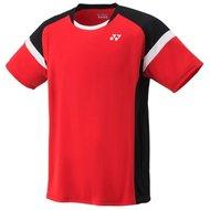 Yonex T-Shirt Junior YJ0001EX Red