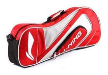 Li-Ning Bag Red/Silver
