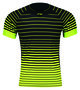 Li-Ning T-Shirt Men Black/Yellow (AAYL039-2)